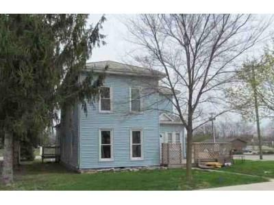 4 Bed 1.5 Bath Foreclosure Property in Decatur, IN 46733 - N 1st St