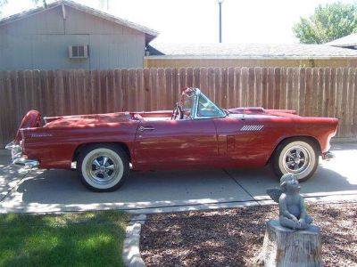 1956 Ford Thunderbird Deluxe