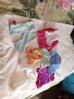 Misc Bag of Clothes for 18 inch Dolls