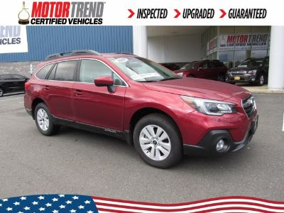 2019 Subaru Outback (Crimson Red Pearl)