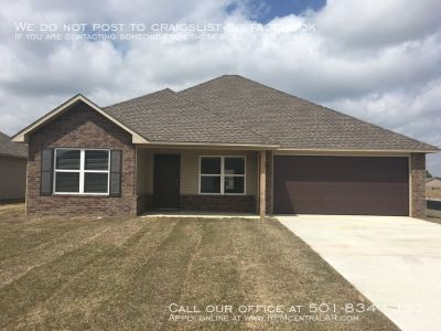 3701 Churchill Dr., Jonesboro AR 72404 - New Construction 4br 2ba Bridlewood Community