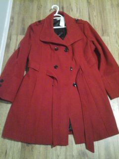 BRAND NEW COAT NEVER WORN STILL HAS TAGS