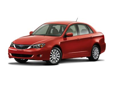 2011 Subaru Impreza 2.5i Premium (Red)