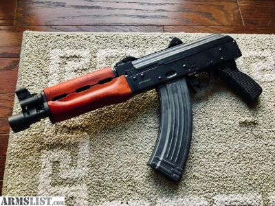 "For Trade: Zastava Serbia m92 pap 10"" barrel"