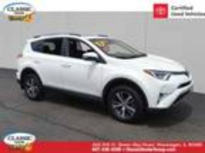 used 2017 Toyota RAV4 for sale.