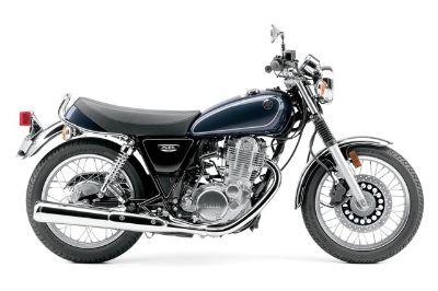 2015 Yamaha SR400 Sport Motorcycles Geneva, OH