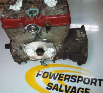 Buy Ski-Doo 583 Engine MXZ Formula Mach 1 Motor 580 ROTAX RAVE Crankcases Cylinders motorcycle in Rockford, Michigan, United States
