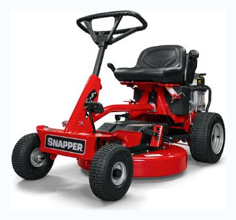 2019 Snapper Classic Rear Engine Riding Lawn Mower Riding Mowers Evansville, IN