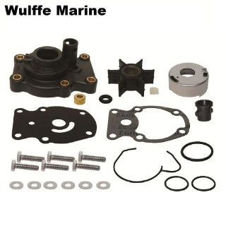 Sell Water Pump Impeller Kit & Housing Johnson Evinrude 20,25,30,35 Hp 18-3382 393630 motorcycle in Mentor, Ohio, United States, for US $37.49