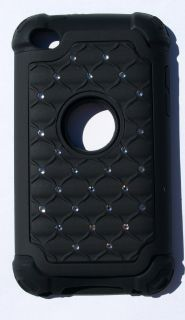 iPod touch 4th case with Rhinestones