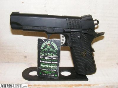 For Sale: CABOT COMMANDER .45 ACP