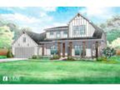 The Quinlan Farmhouse by Ideal Homes: Plan to be Built