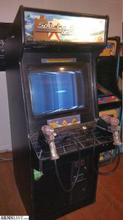 For Sale: Sports Shooting USA - Arcade