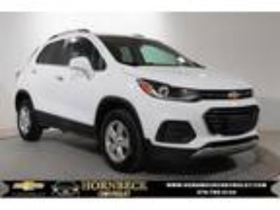 new 2018 Chevrolet Trax for sale.