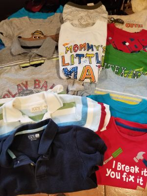 18 mo short-sleeve shirts
