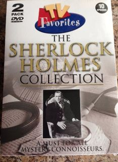 Sherlock Holmes Collection DVD Set - New in Package