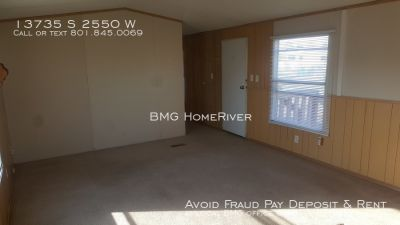 Cute Three Bed Two Bath in Riverton