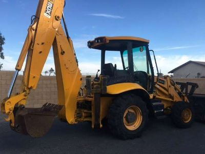 2007 JCB 3CX 15 FT