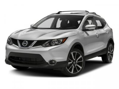 2018 Nissan Rogue Sport SL (Pearl White)
