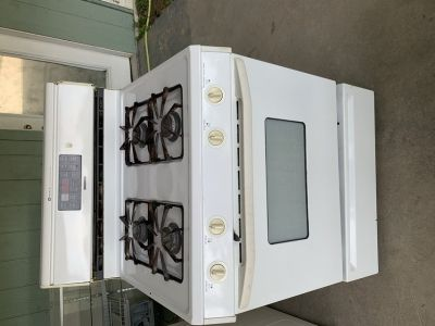 Gas stove and oven MAYTAG