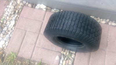 Riding lawn mower front tire 13 x 5 6