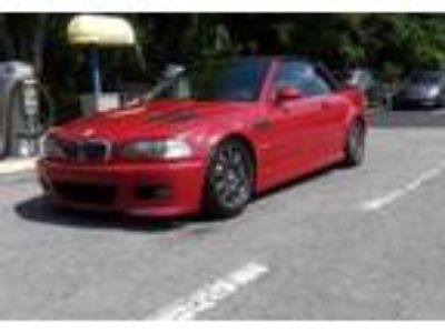 2001 BMW M3 Convertible in Randolph, MA