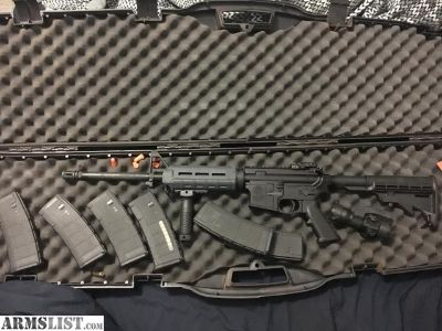 For Sale: AR-15 plus extras