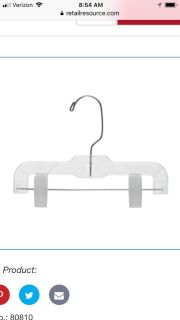 Looking For Plastic Infant Hangers