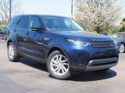 2018 Land Rover Discovery Blue