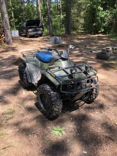 Arctic cat 250 all time 4x4 trade only