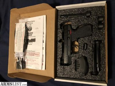For Sale: Ruger SR22 Talo Exclusive
