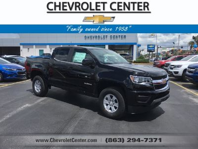 2018 Chevrolet Colorado W/T CREW ()
