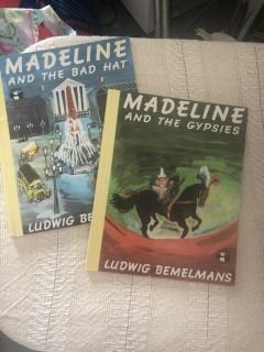 Two Madeline Books