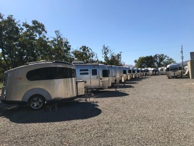 2006 Airstream Pre-owned selection from 2003-2014