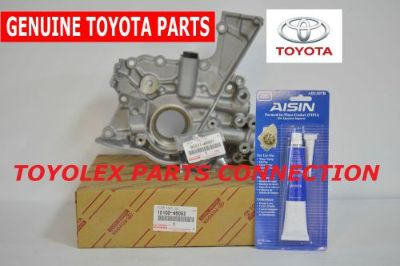 Purchase NEW OEM TOYOTA OIL PUMP 2JZGTE SUPRA AND ARISTO TURBO MOTOR 93-98 15100-46052 motorcycle in Clermont, Florida, United States, for US $168.99
