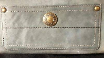 Vintage style Coach wallet
