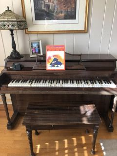 Free Piano- loved a little too hard...