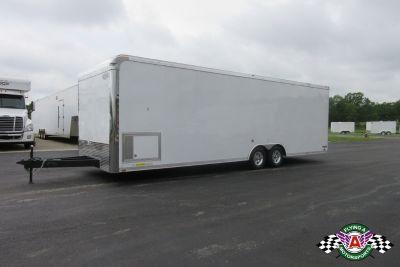 2018 Continental Cargo 28' Auto Master Race Trailer