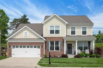 750 Savannah Crossing Way CHESTERFIELD Four BR