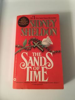 Sidney Sheldon - The Sands of Time Paperback Book