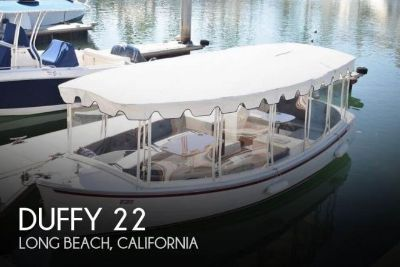 2014 Duffy 22 Bay Island