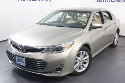 2014 Toyota Avalon XLE (Tan)