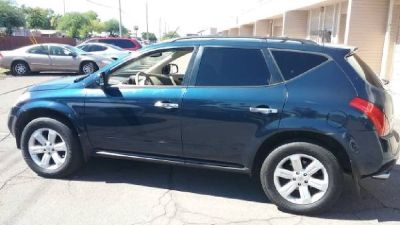 2005 NISSAN MURANO....RUNS GREAT...NICE SUV!!!!
