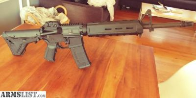For Sale: Rock River AR-15 w/ Mag Pull gear