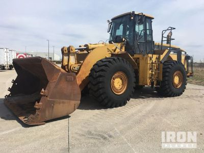 Cat 980G Series II Wheel Loader