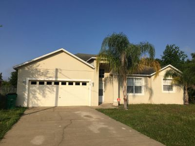Available July 15th!  3 Bedroom, 2 Bath Poinciana Home!