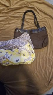 31 Purse Skirt with 2 skirts