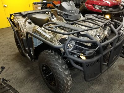 2017 Can-Am Outlander DPS 450 Utility ATVs Wilkes Barre, PA