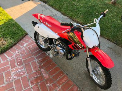 2001 Honda CRF 450R