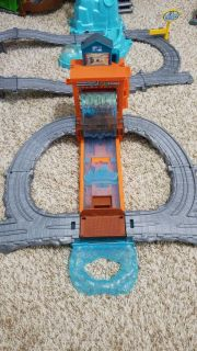 Thomas train take and play sodor water works